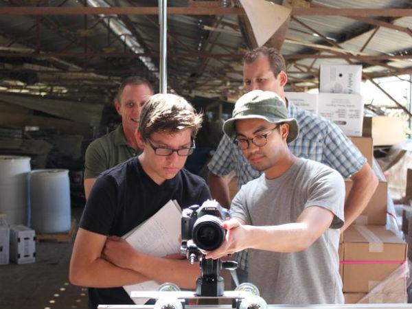 Senior Matt Thompson creates new movie,