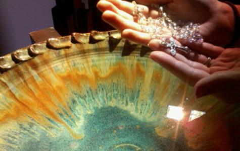 Rosary Club members pray as a community in Christ