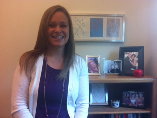 New counselor Mrs. Bascom joins Cathedral staff