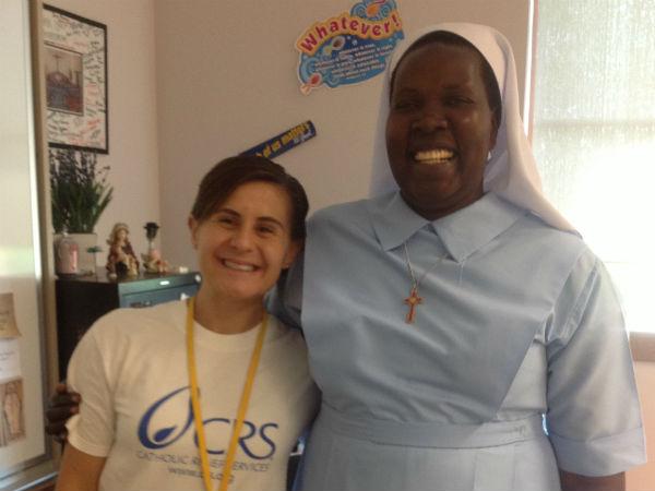 Sister Pauline speaks against the injustices of Kony, LRA