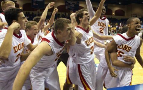 Boys basketball tips off anticipated season