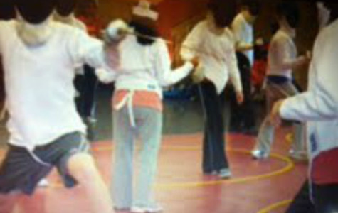 Fencing team welcomes all