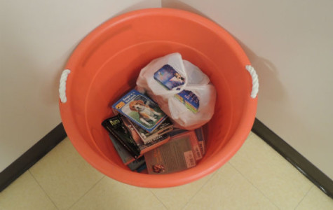 Cathedral Catholic's book drive supports lifelong learning