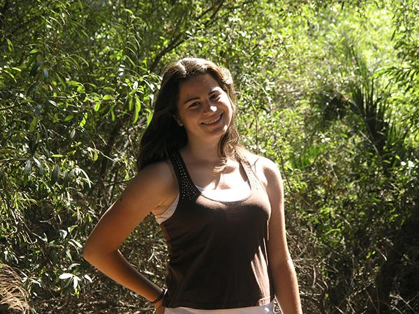 Alexa Samaniego, Staff Writer
