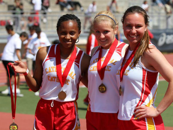 Track and field comes to a successful end