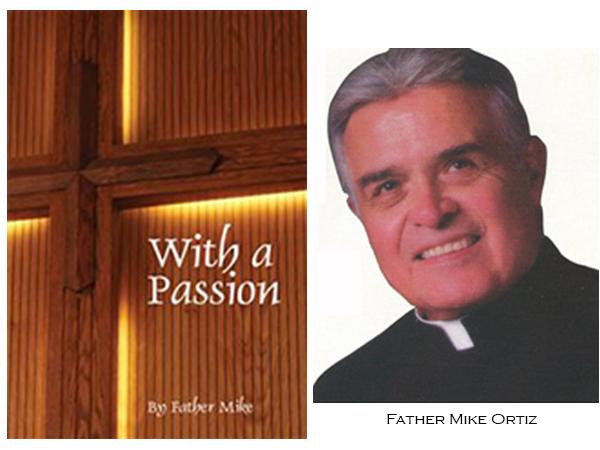 Father Mike remains committed to God with the introduction of his book,