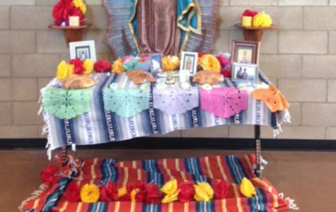 Hispanic Culture Club celebrates the Day of the Dead