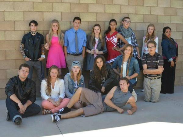 Godspell opens Nov. 8th, explores high school themes