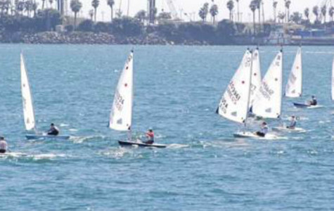 Cathedral Dons sailing strong