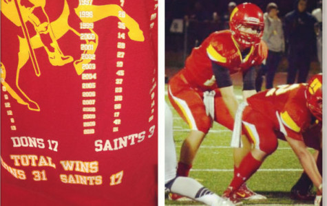 Dons, Saints prepare for storied rivalry