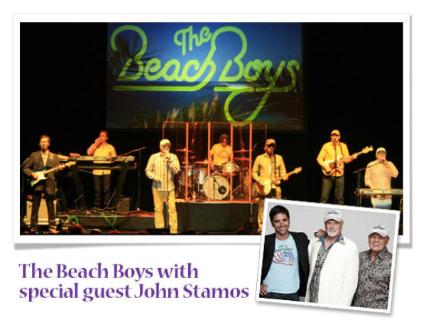 The Beach Boys grant Cathedral one last concert