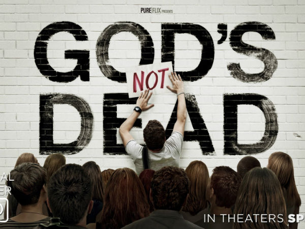 El Cid reviews God's Not Dead movie
