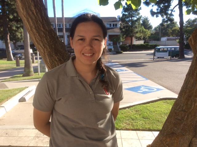Monica Inoue, Staff Writer