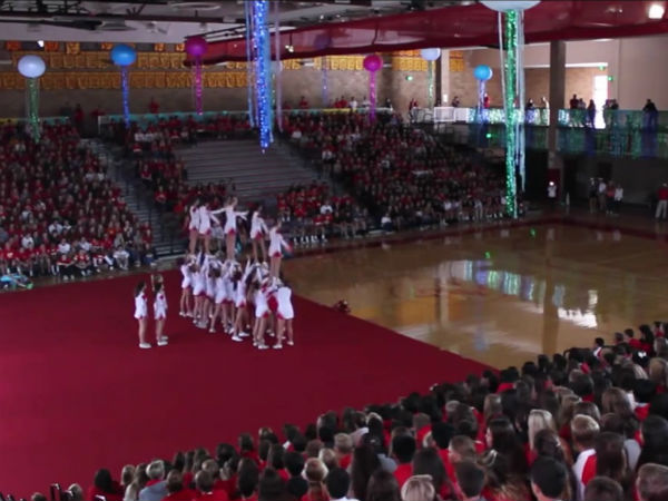 Fall Rally started homecoming weekend with a