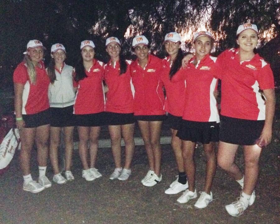 Girls' Golf tees off into a successful season