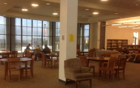 USDHS Library undergoes changes