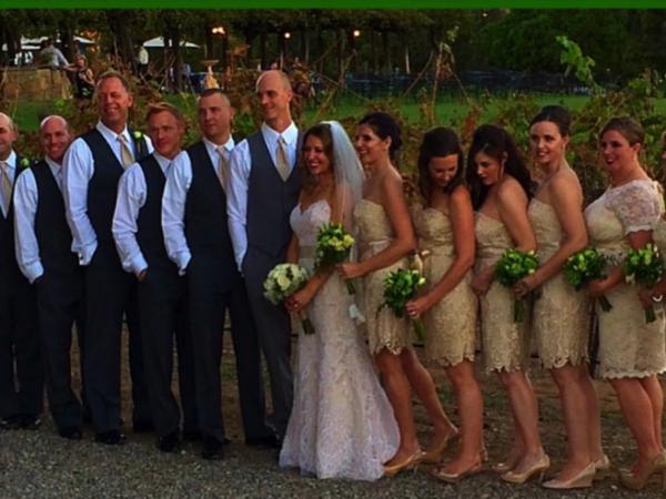Ms. Kristy Bormann got married, now