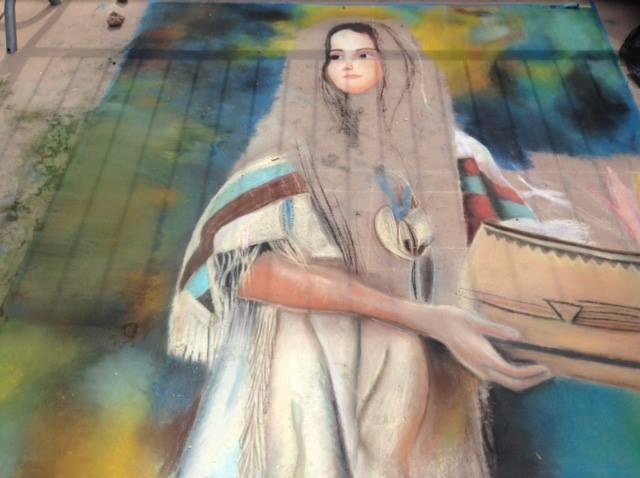 Art Club celebrates Native American Heritage Month