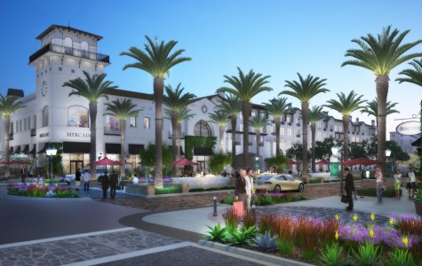 New 'Village' shopping center projected to open in 2015