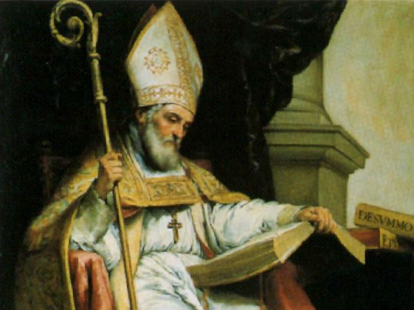Technology issues? Pray to St. Isidore of Seville!