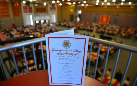 Grandparents' Day big success for students and elders