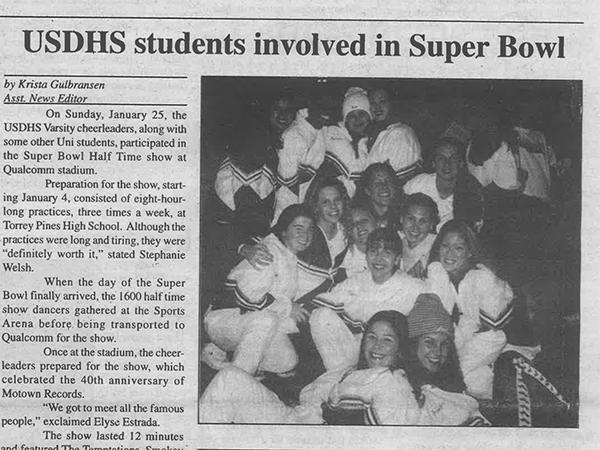 El Cid 2/13/98 Dons at Super Bowl