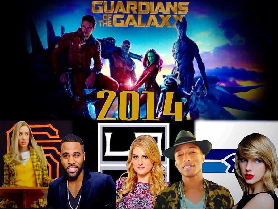 Entertainment: an overview of 2014 and a preview of 2015