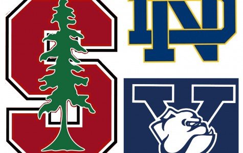 Seniors accepted early into the nation's top universities