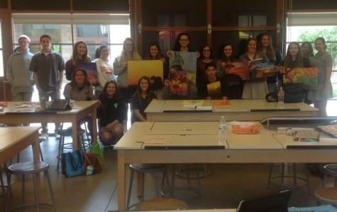 """Adopt a Student Art Piece"" program helps empower young CCHS artists"