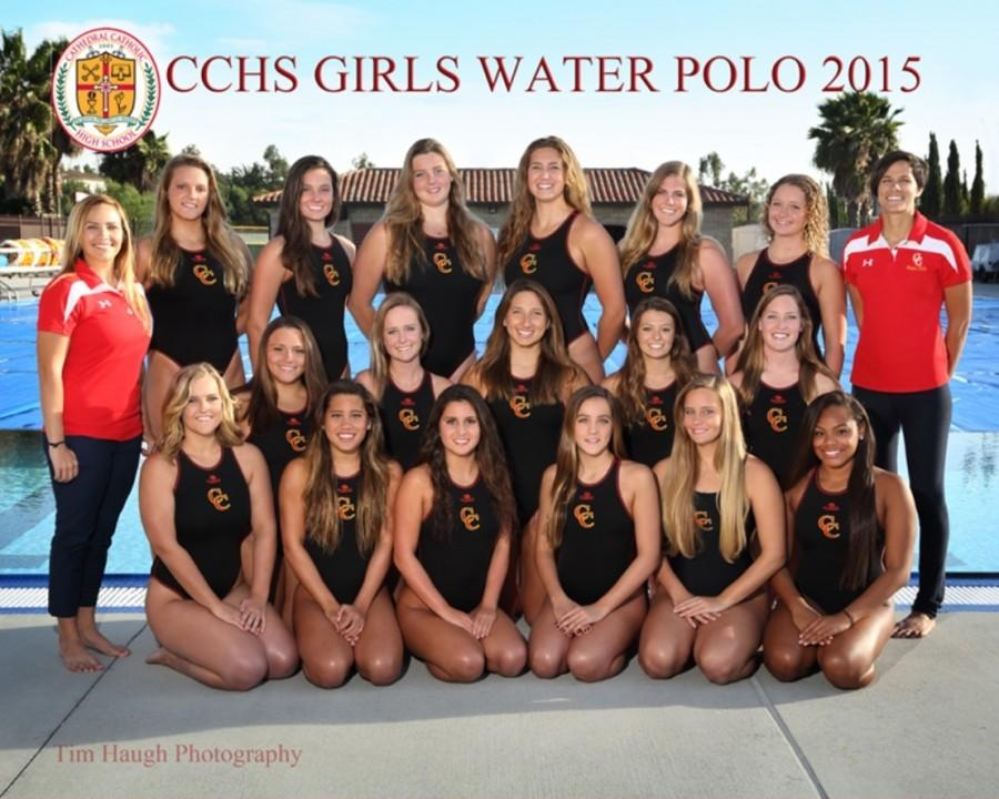 Lady Dons water polo closes victorious season