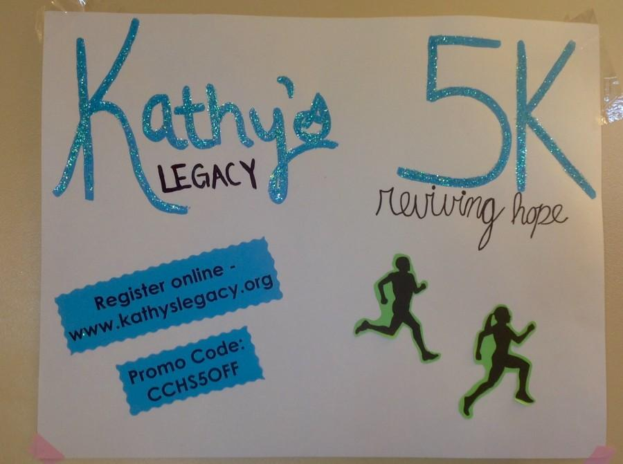 Kathy's Legacy Foundation holds 5K, supports victims of domestic violence