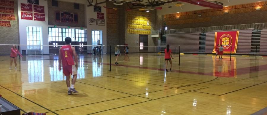 Badminton season off to a good start, players looking to make a comeback