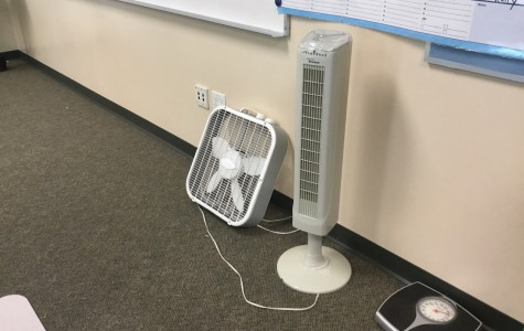 San Diego heat requires school air conditioning to be raised