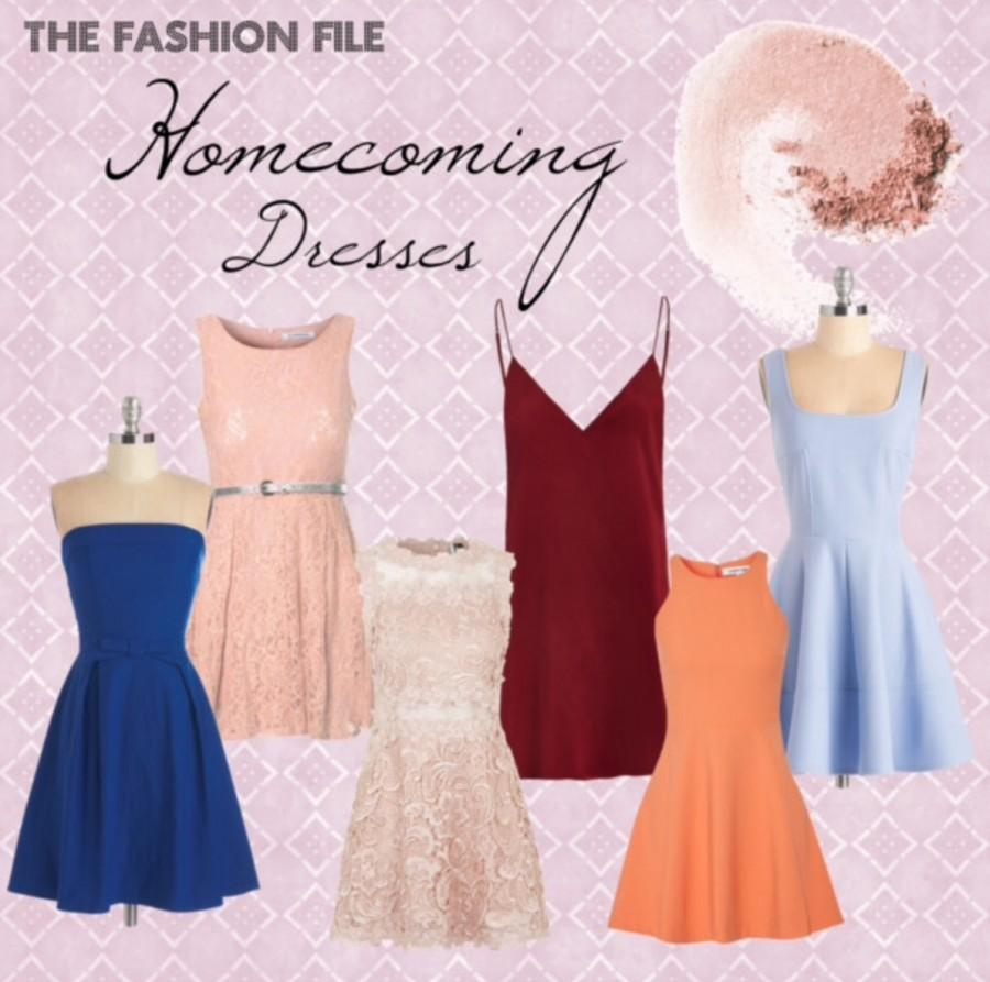 The Fashion File: Finding the perfect homecoming dress