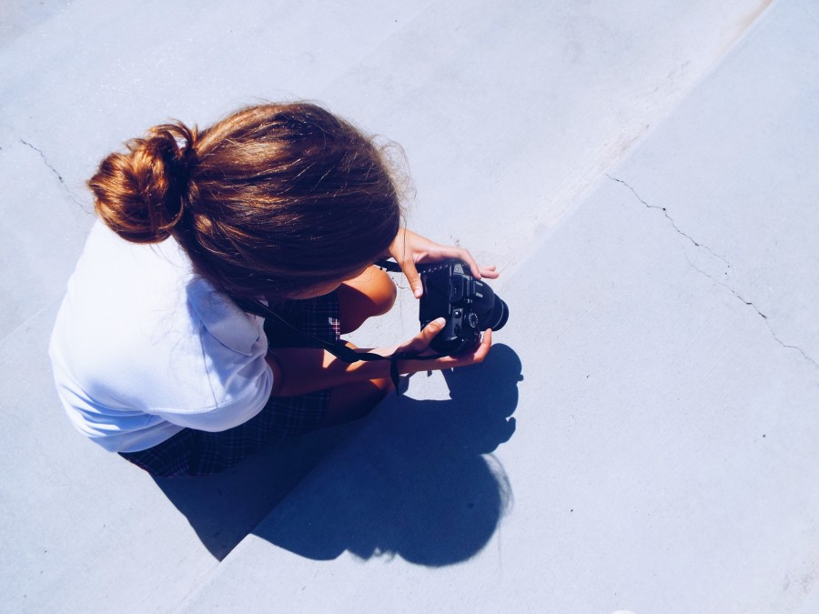 The photography classes and journalism have begun collaboration on The Week in Photos