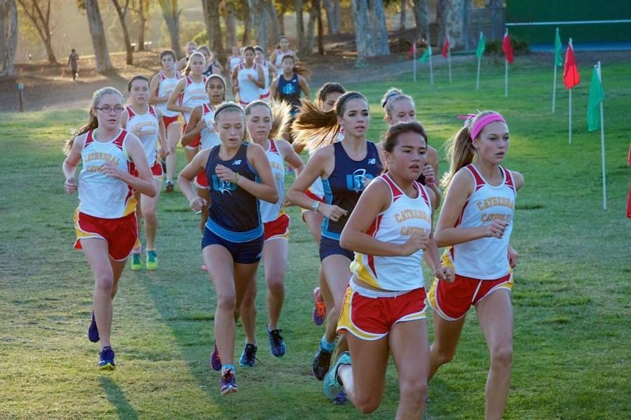 Varsity Girls Cross Country feels prepared for season ahead