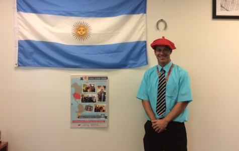 Mr. Hill invites students to become a part of the CCHS Student Exchange Program to Argentina