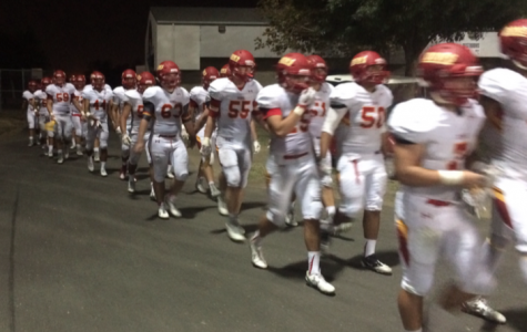 Dons 'stuff' Liberty High Patriots in a 24-10 win