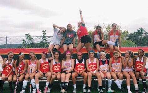 Lady Dons Varsity field hockey done setting goals, excited to score them