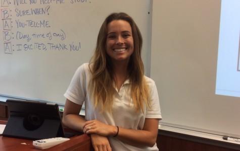 ASL students gain gem in new teacher Ms. Fischer