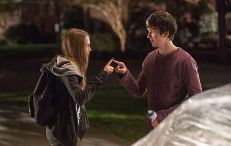 Paper Towns available on DVD today