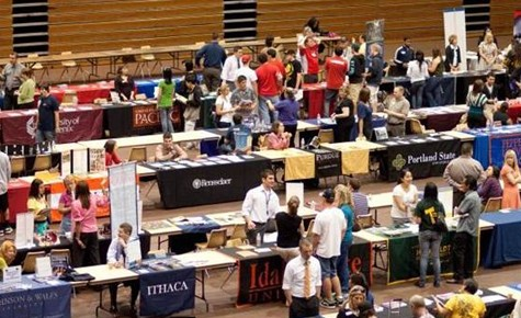 CCHS hosts 30th annual college fair