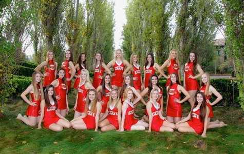 CCHS Dance Teams brings true holiday spirit to their fellow Dons