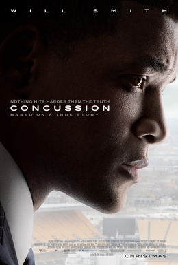 Concussions, which affect athletes from all sports, are the subject of the new Will Smith movie.