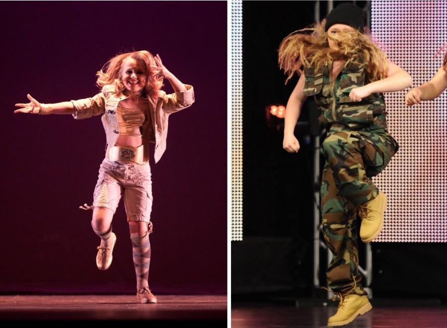 HOC: Dancing literally saved my life...
