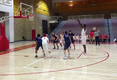 The CCHS boys varsity basketball team topped SRHS last week, but the team lost later in the week to Mission Bay High School, ending the squad's bid for an undefeated Western League record.