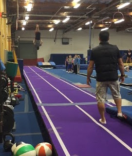Non-CCHS affiliated sports and activities will be counted toward independent physical education credit next school year, including Flip Force San Diego gymnastics center.