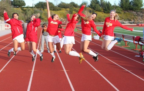 The Lady Dons varsity soccer team finished their league season undefeated on Thursday night.
