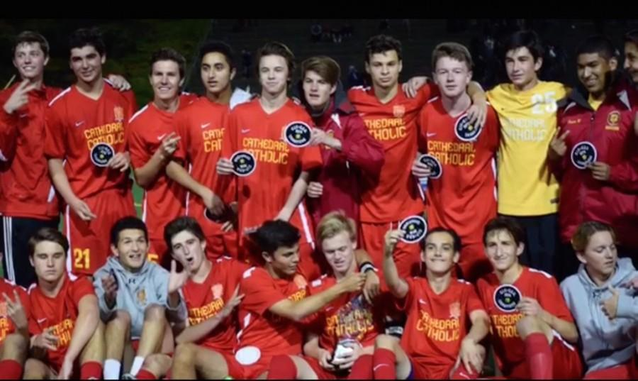 Never a doubt...Back-to-back CIF titles for boys varsity soccer