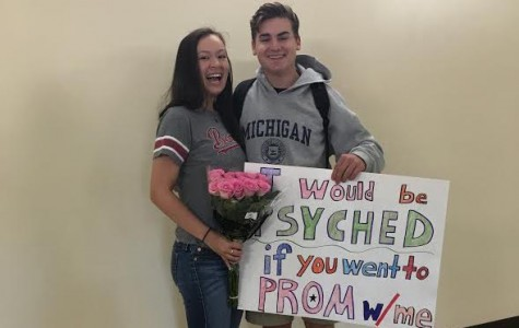 "Another perfect ""PROMposal"""